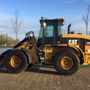 Caterpillar 930G High Lift