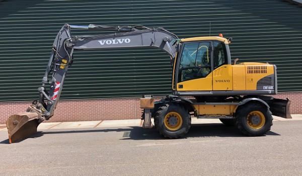 Volvo EW160C