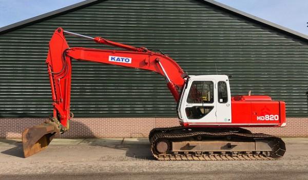 Kato HD820E-LC